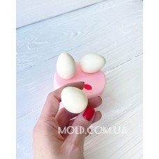 Silicone mold Eggs