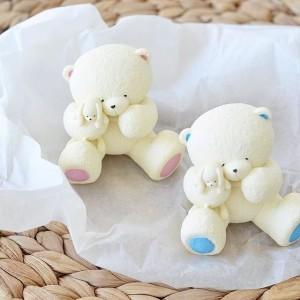 Bestseller! Teddy bear with bunny