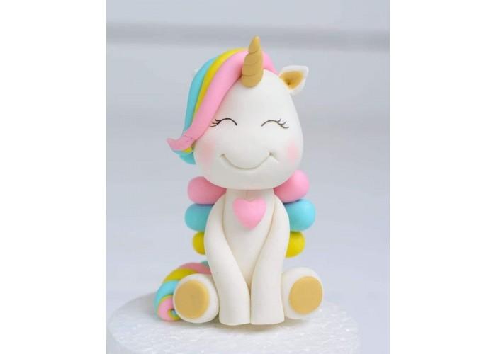 Silicone mold Unicorn