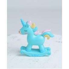 Silicone mold Unicorn swing