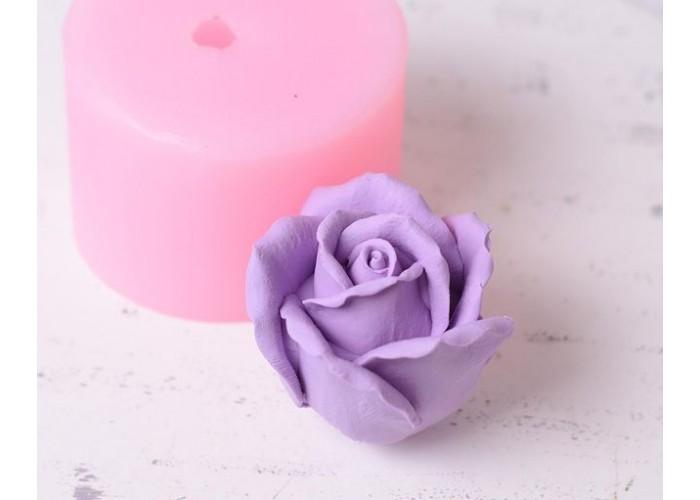 Silicone mold Rose