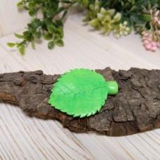 Silicone mold Rose leaf