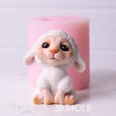 Silicone mold Lamb