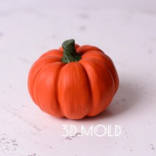 Silicone mold Pumpkin