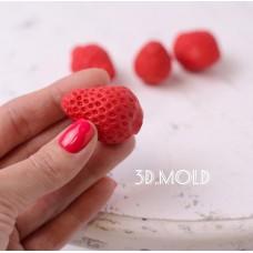 Silicone mold Strawberry 2