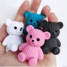Silicone mold Bear mini