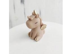 Silicone mold Unicorn cartoon