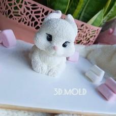 Silicone mold Bunny baby