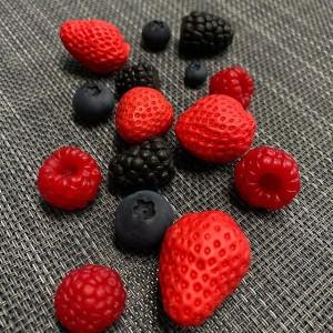 Berries like real