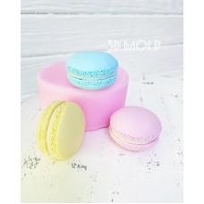 Silicone mold Macaron cake