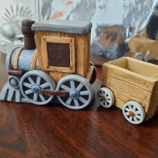 Silicone mold Carriage