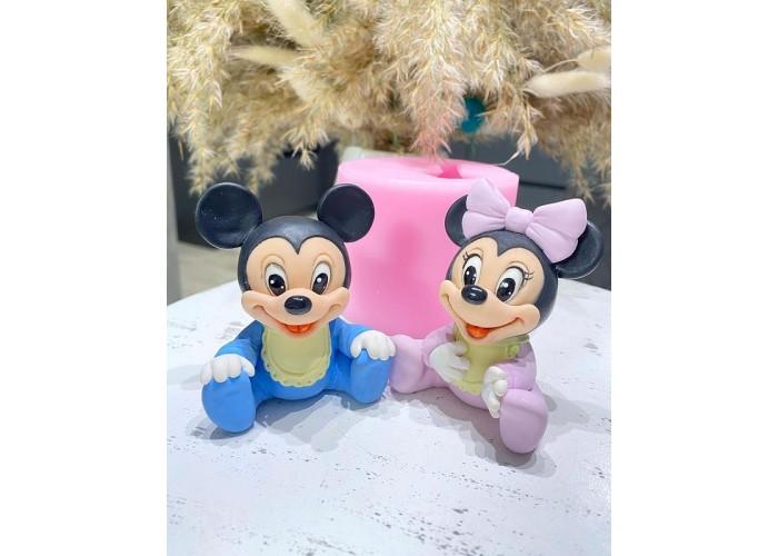 Silicone mold Mickey
