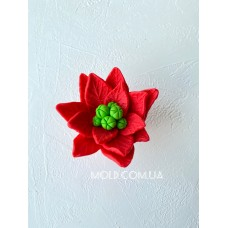 Silicone mold Flower 1
