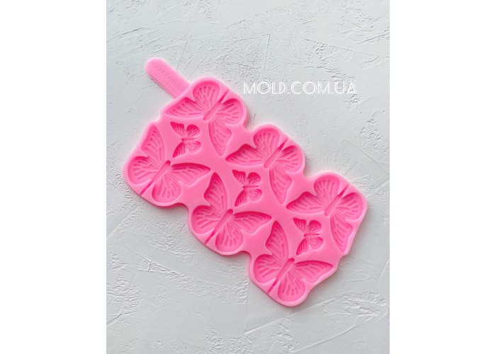 Silicone mold Butterflies 2