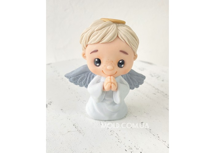 Silicone mold Angel baby