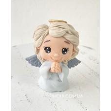 Silicone mold Angel baby girl