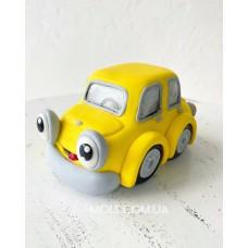 Silicone mold Car