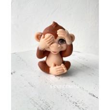 Silicone mold Monkey