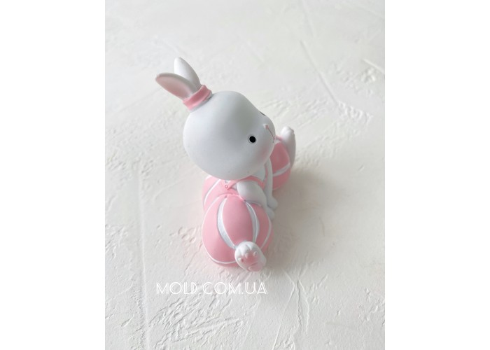 Silicone mold Bunny 1