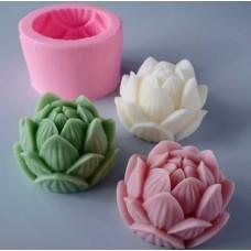Silicone mold Lotus