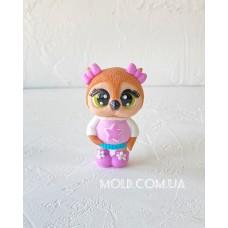 Silicone mold Owl