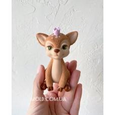 Silicone mold Fawn Bambi