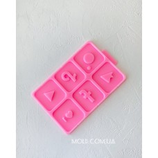Silicone mold Social networks