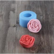 Silicone mold Rose 3