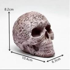 Silicone mold Skull 2