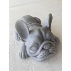 Silicone mold French Bulldog