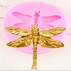 Silicone mold Dragonfly