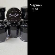 Dye Black
