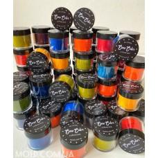 Dyestuff set of 13 colors