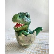 Silicone mold Dinosaur Dino 4