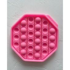 Silicone mold Pop it octahedron