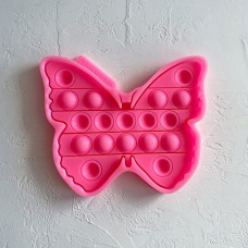 Silicone mold Pop it butterfly