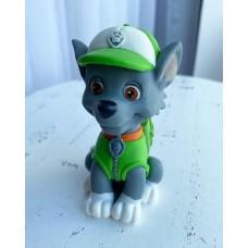 Silicone mold Puppy 1 (Rocky)